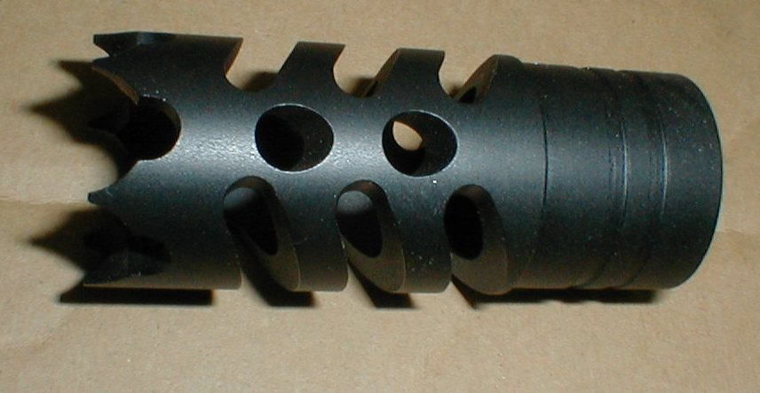 Saiga accessories for 12 ga door breaching rounds