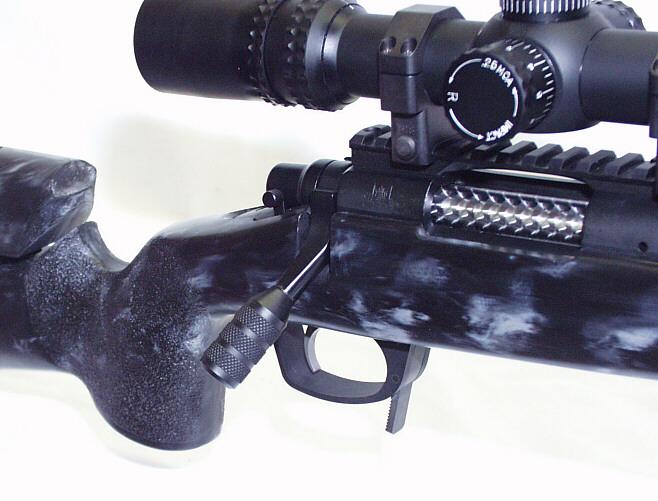 Oversized Bolt Knob For Remington 700 - Best Picture Of Bolt